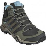 Női cipő Adidas Terrex Swift R2 MID GTX W barna