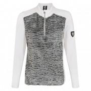 Női pulóver Dare 2b Impearl Sweater szürke/fehér