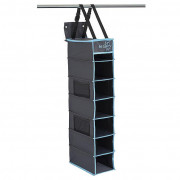 Organizér Bo-Camp 7 Compartments - 30x17x84cm fekete