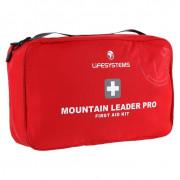 Elsősegélykészlet Lifesystems Mountain Leader Pro First Aid Kit piros