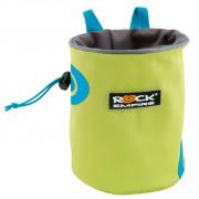 Magnézium zsák Rock Empire Chalk Bag Spiral zöld/kék světle zelená