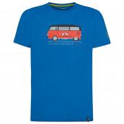 Pánské triko La Sportiva Van T-Shirt M kék