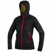 Női kabát Direct Alpine Bora 1.0 fekete/rózsaszín