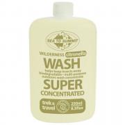 Mosószer STS Wilderness Wash 250 ml Citronella