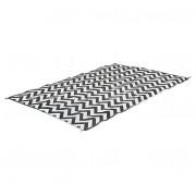 Piknikový Koberec Bo-Camp Chill Mat Carpet XL Wave fekete/fehér