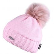 Téli sapka Sherpa Amber rózsaszín
