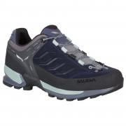 Női cipő Salewa WS MTN Trainer kék Premium Navy/Subtle Green