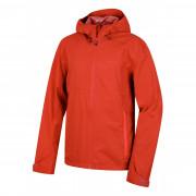 Férfi kabát Husky Lamy M (2019) piros/narancssárga