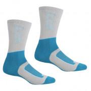 Női zokni Regatta LdySamaris2Season szürke/kék
