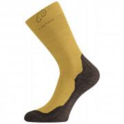 Zokni Lasting WHI 721 sárga/fekete