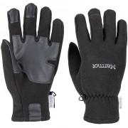 Férfi kesztyű Marmot Infinium Windstopper Glove fekete