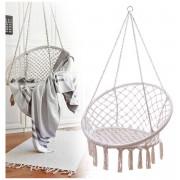 Függő szék Hamaka.eu Macramé fehér