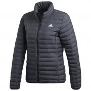 Női kabát Adidas Varilite Soft sötétszürke