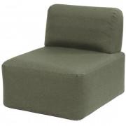 Felfújható fotel Outwell Lake Albernel zöld
