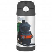 Gyerek termosz Thermos Funtainer - vonat fekete