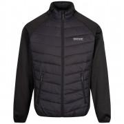 Férfi kabát Regatta Bestla Hybrid fekete