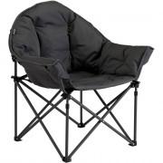 K?eslo Vango Titan Oversized Chair sötétszürke excalibur