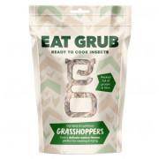 Ehető szöcske Eat Grub Grasshoppers 20g