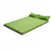 Önfelfújódó matrac Zulu Dreamtime 7,5 Double Pillow zöld