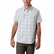 Pánská košile Columbia Silver Ridge™ 2.0 Multi Plaid S/S Shirt fehér