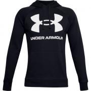 Férfi pulóver Under Armour Rival Fleece Big Logo HD