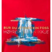 Férfi póló Bergans Foss Tee
