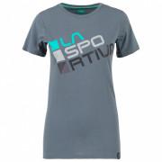 Női póló La Sportiva Square T-Shirt W szürke