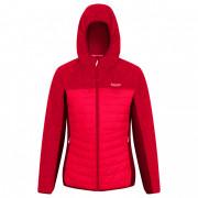 Női kabát Regatta Pemble Hybrid burgundi vörös