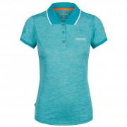 Női póló Regatta Womens Remex II kék