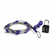 Lakat Pacsafe Wrapsafe Cable Lock kevert színek