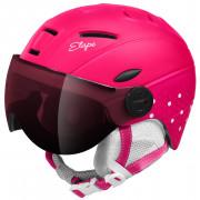 Gyerek sí bukósisak Etape Rider Pro rózsaszín