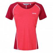 Női póló Regatta Womens Tornell II rózsaszín