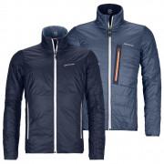 Férfi kabát Ortovox Swisswool Piz Boval Jacket M sötétkék