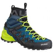 Férfi cipő Salewa Ms Wildfire Edge Mid Gtx kék/sárga