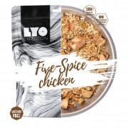 Lyo food 5 ízű csirke rízzsel 370 g