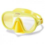 Búvárszemüveg Intex Sea Scan 55916 sárga