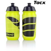 Kulacs bidon Nutrend 2019 Tacx 0,5l sárga/fekete