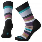 Női zokni Smartwool Women's Saturnsphere fekete/kék