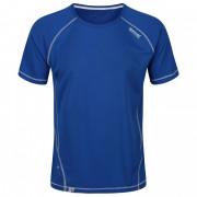 Férfi póló Regatta Virda II kék/fehér