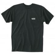 Férfi póló Vans MN Left Chest Logo Tee fekete