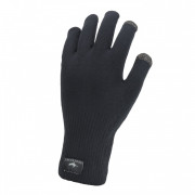 Vízálló kesztyű Sealskinz WP All Weather Ultra Grip Knitted fekete