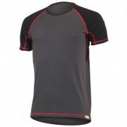 Férfi funkciós póló Lasting Oto szürke/piros szürke/fekete