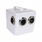 Chlazení Transcool EC3F Plus fehér