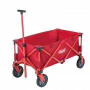 Skládací vozík Coleman Wagon piros
