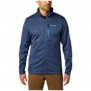 Férfi kabát Columbia Outdoor Elements Full Zip kék