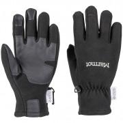 Női kesztyű Marmot Infinium Windstop Glove fekete