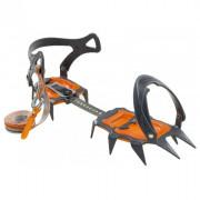 Hegymászó macskák Climbing Technology Nuptse Evo classic fekete/narancs