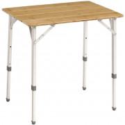 Asztal Outwell Cody M barna/ezüst
