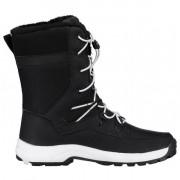 Lányka téli cipő Alpine pro Kolaso fekete