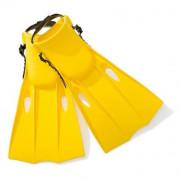 Búvártalp Intex Small Swim Fins 55936 sárga
